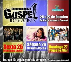 9º Festival Gospel de Sapucaia do Sul